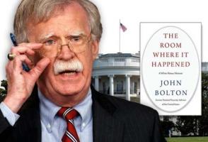 Prezidentu USA se nelíbí vydání knihy, bývalého bezpečnostní poradce