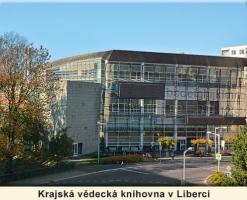 Liberecká krajská knihovna si za rok obvykle pořídí 24 000 titulů