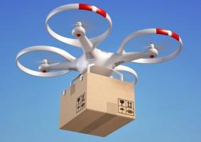 V USA budou knihy z knihovny doručovat drony Googlu