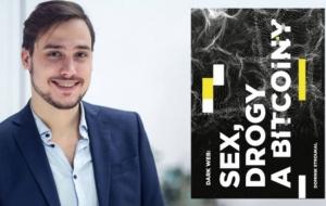 Dominik Stroukal představil novou knihu