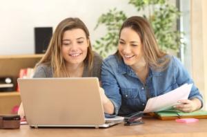 Domácí vzdělávání: rodičům chybí potřebné zdroje a technologie