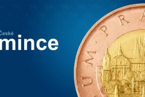 ČNb mince 50 Kč