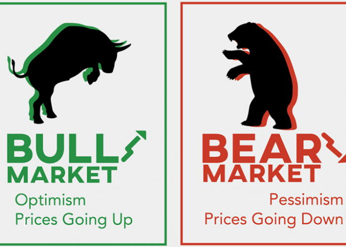 Bull end bear market