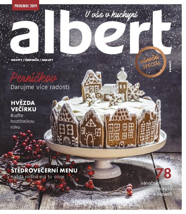 Magazín Albert