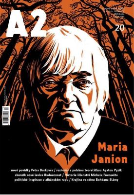 A2 kulturní čtrnáctideník 20/2020 - Maria Janion