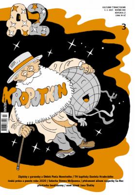 A2 kulturní čtrnáctideník 03/2021 - Kropotkin