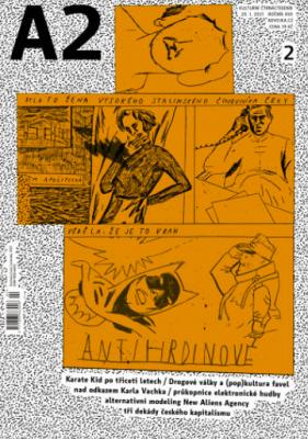 A2 kulturní čtrnáctideník 02/2021 - Antihrdinové