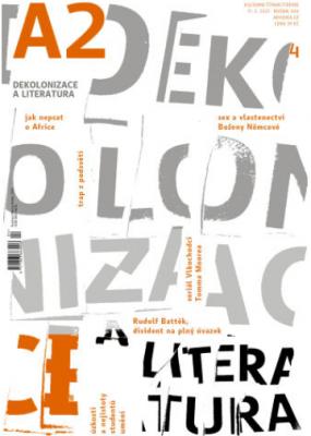 A2 kulturní čtrnáctideník 04/2021 - Dekolonizace a literatura