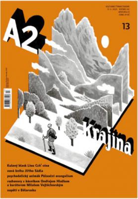 A2 kulturní čtrnáctideník 13/2020 - Krajina