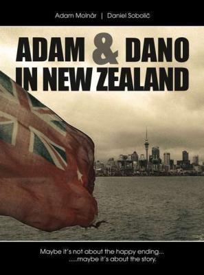Adam & Dano in New Zealand