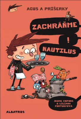 Agus a príšerky 2 Zachráňme Nautilus!