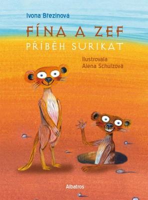 Fína a Zef: Příběh surikat