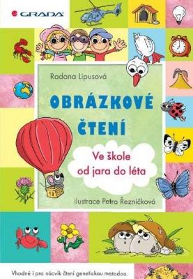 Obrázkové čtení - Ve škole od jara do léta