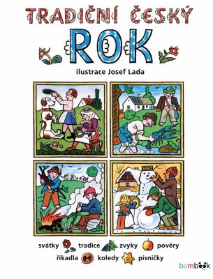 Tradiční český rok - Josef Lada