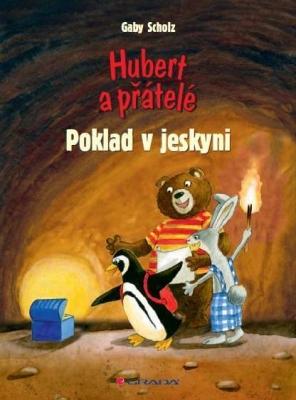 Hubert a přátelé - Poklad v jeskyni