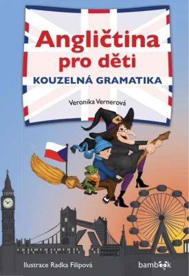 Angličtina pro děti - kouzelná gramatika