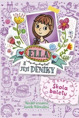 Ella a její deníky: Škola baletu