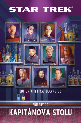 Star Trek: Příběhy od Kapitánova stolu