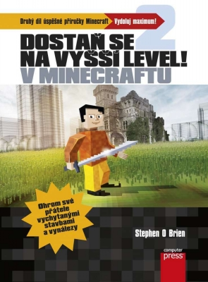 Dostaň se na vyšší level v Minecraftu