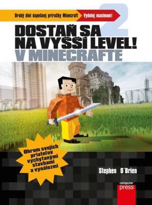 Dostaň sa na vyšší level v Minecrafte