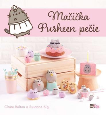 Mačička Pusheen pečie