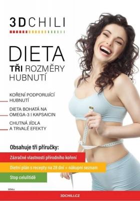 Dieta 3D Chili: Tři rozměry hubnutí