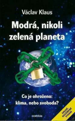 Modrá, nikoli zelená planeta - elektronické vydání