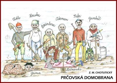 Prčovská domobrana