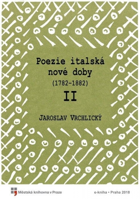 Poezie italská nové doby II