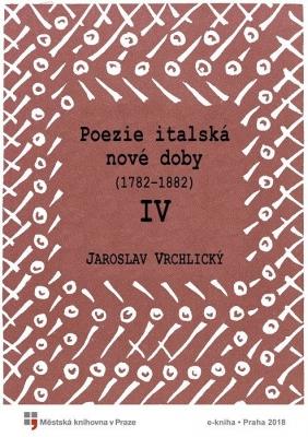 Poezie italská nové doby IV