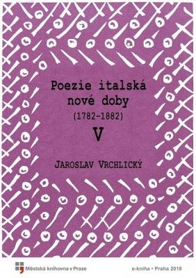 Poezie italská nové doby V
