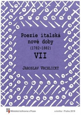 Poezie italská nové doby VII