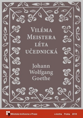 Viléma Meistera léta učednická