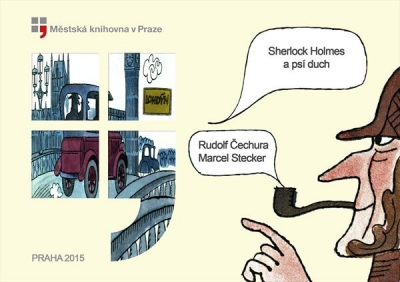 Sherlock Holmes a psí duch