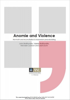 Anomie and violence