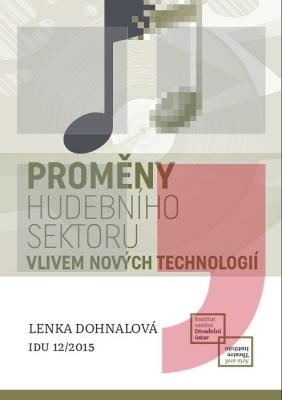 Proměny hudebního sektoru vlivem nových technologií