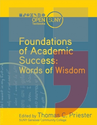 Foundations of academic success: Words of wisdom