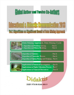 Educational & didactic communication 2013