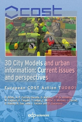 3D city models and urban information: Current issu