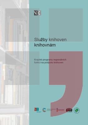 Služby knihoven knihovnám
