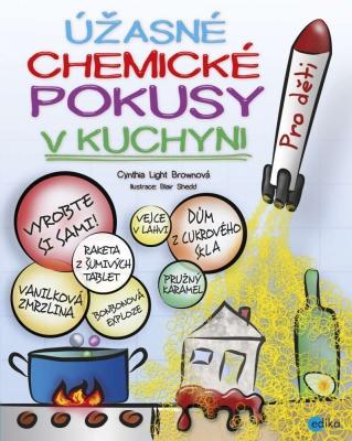 Úžasné chemické pokusy v kuchyni