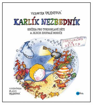 Listování Sofinka Neplechová a Karlík Nezbedník