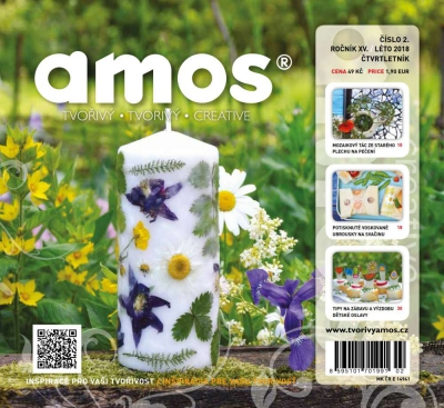 Amos - léto 2018