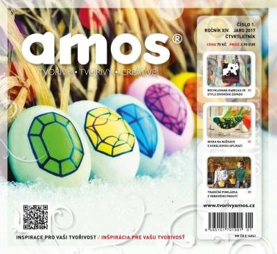 Amos - jaro 2017