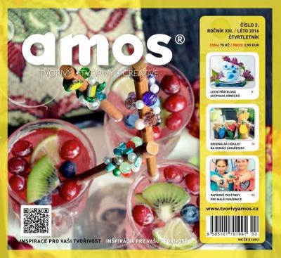 Amos - léto 2016