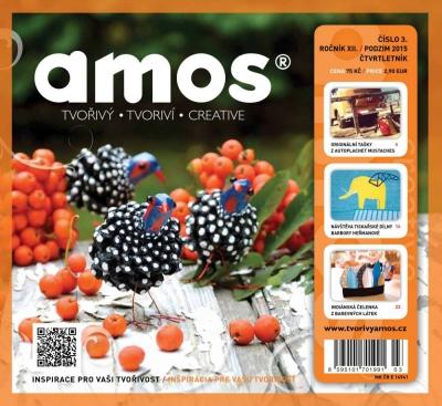 Amos - jaro 2015
