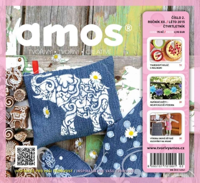 Amos - léto 2015