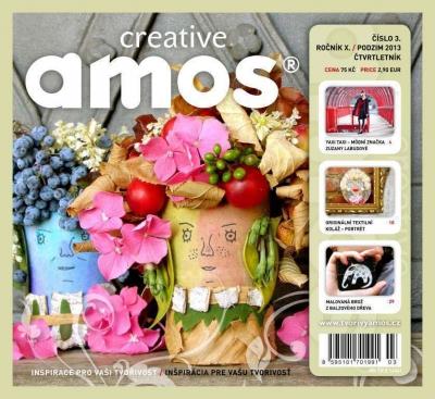 Amos - podzim 2013