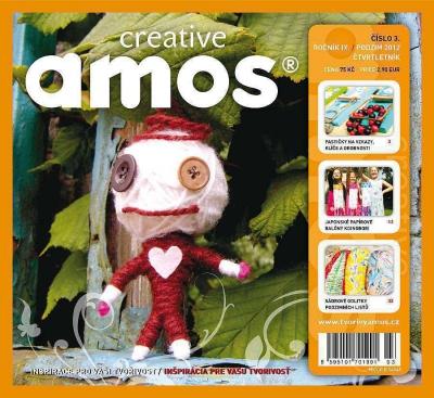 Amos - podzim 2012