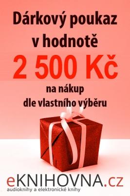 Dárkový poukaz v hodnotě 2 500 Kč